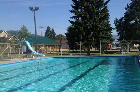 Enderby Lions Pool