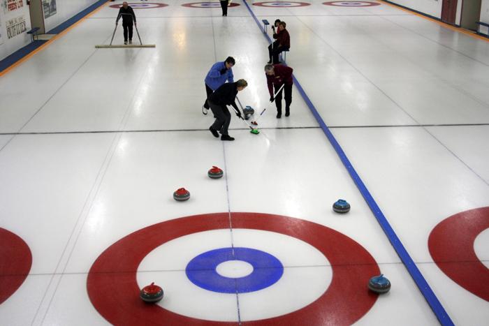 Curling Club Enderby